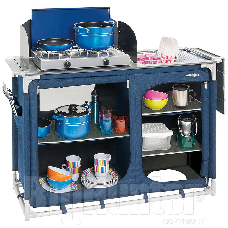 Mobile cucina campeggio mercury ctw brunner - Cucina a mobile ...