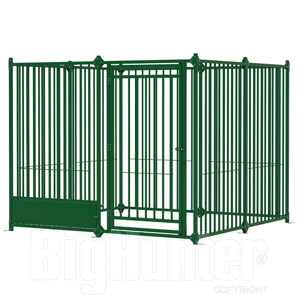 Ferplast recinto per cani modulare dog pen 2x2 - Recinto mobile per cani ...