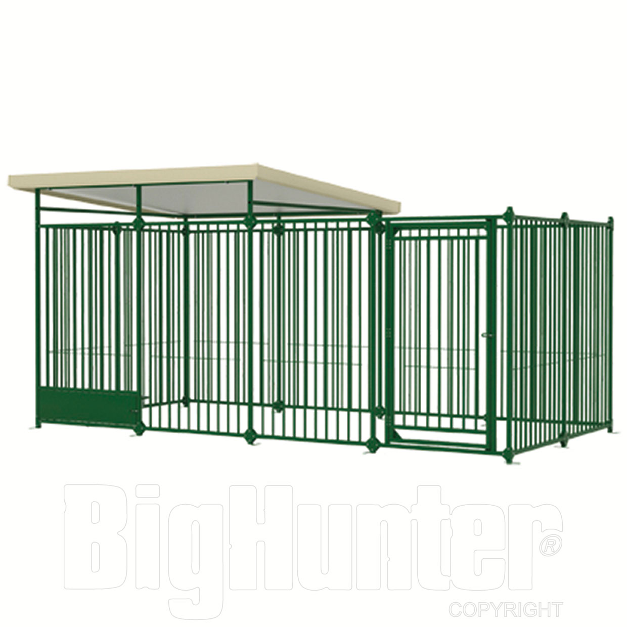 Ferplast recinto per cani modulare dog pen 4x2 - Recinto mobile per cani ...