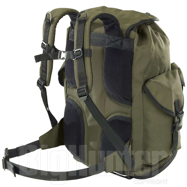 selezione premium 2cdb5 9d033 Zaino Funghi Kalibro Doppio Uso New Green