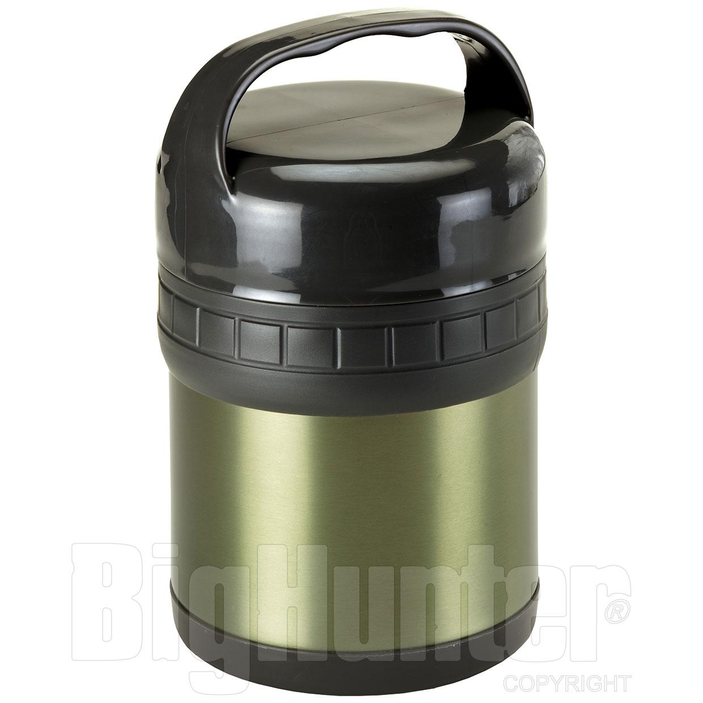 Thermos green portavivande 1l for Portavivande termico