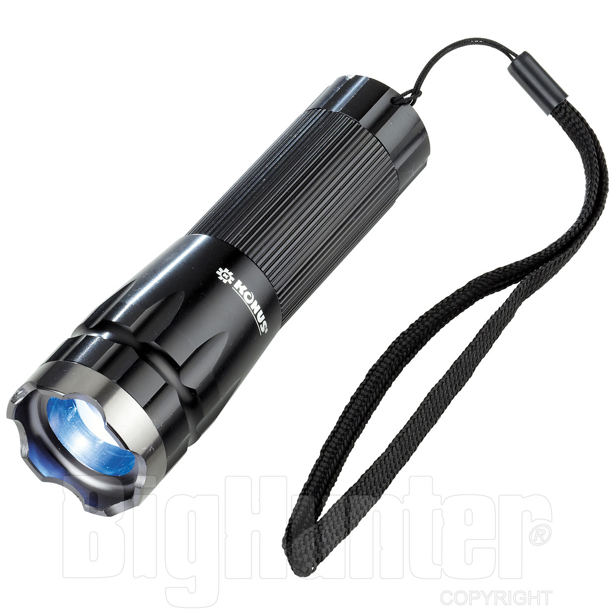 torcia a led konuslight 5