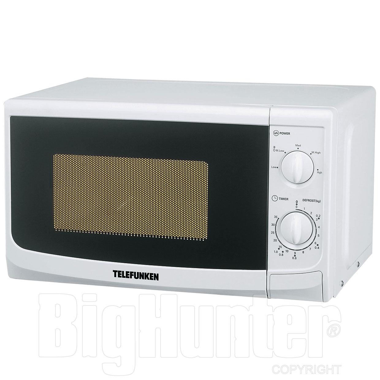 Forno microonde 20l 700w telefunken - Mobiletto per forno microonde ...