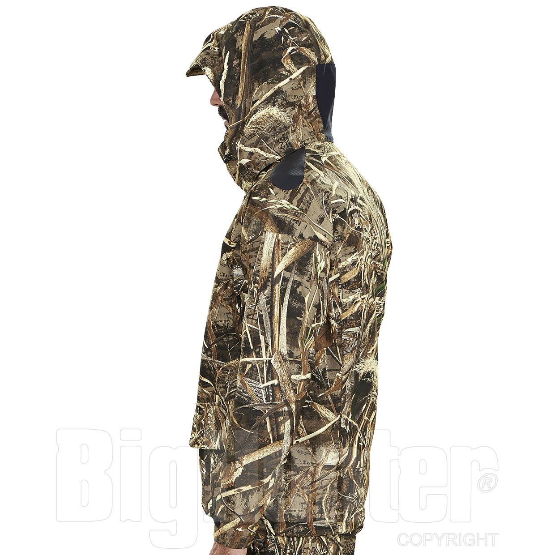 Deerhunter Max 5 completo impermeabile mimetica elastica camo HUNTING SHOOTING velo