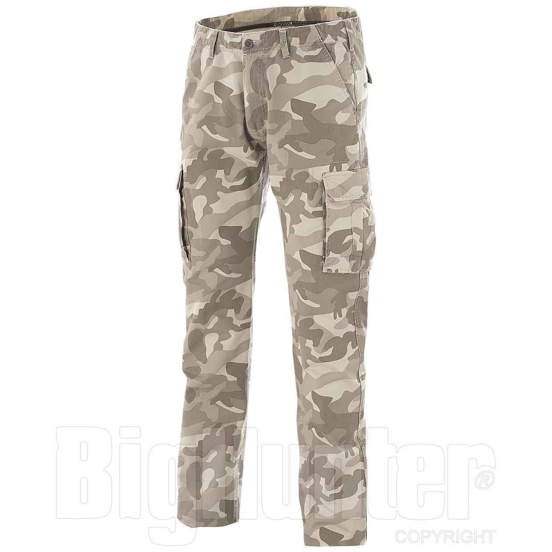 Zara New Pantaloni Pantaloni Zara Pantaloni Cargo Cargo Camo New Camo 34LA5Rj