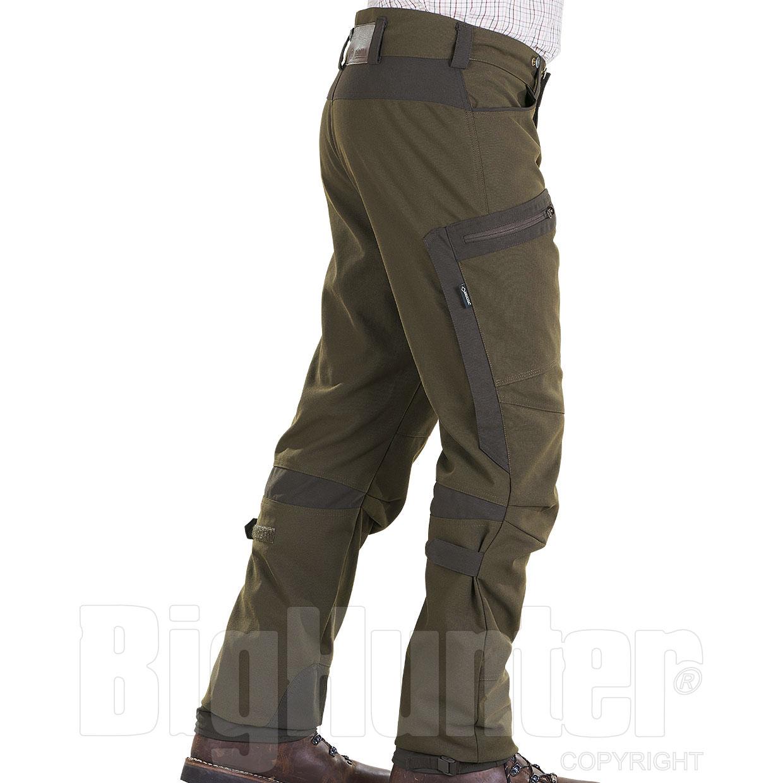 Pantaloni Green Pro Härkila Move Hunter Caccia Willow Tex Gore PrgcqPUS