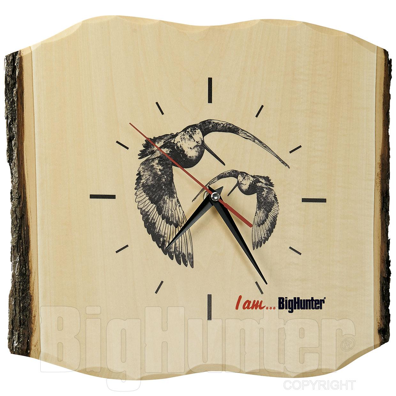 Orologio da parete beccaccia i am bighunter for Foto orologio da parete