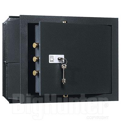 Cassaforte da muro modello 107 H33L41P20-Kg22