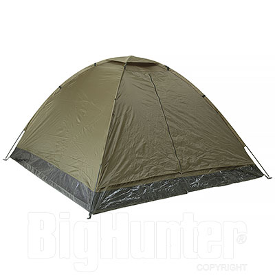 Tenda da campeggio Igloo Adventure Green 3 Posti