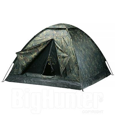Tenda da Campeggio Igloo Adventure Mimetica 3 Posti