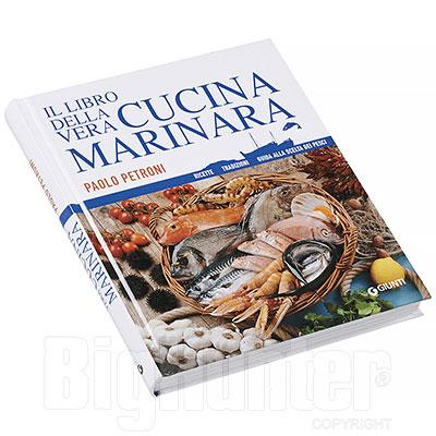 Libro della Vera Cucina Marinara Paolo Petroni Giunti Editore