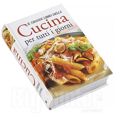 Libro Cucina per Tutti i Giorni Giunti Demetra Editore