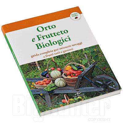 Libro Orto e Frutteto Biologici De Vecchi Editore