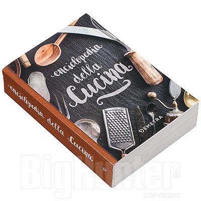 Libro Enciclopedia Della Cucina Giunti Demetra Editore