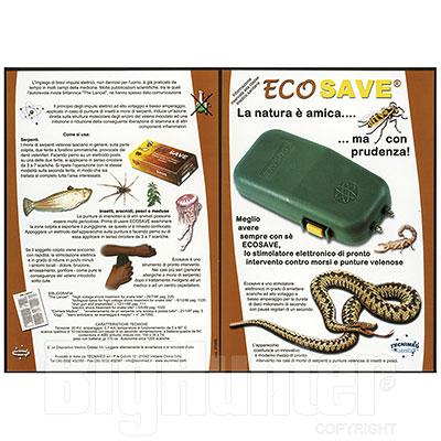 Stimolatore Eco Save Contro Serpenti e punture Velenose