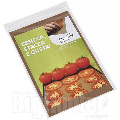 Fogli Antiaderenti Dry Silk per Essiccatore Biosec