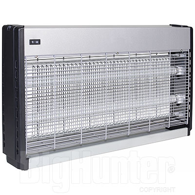 Zanzariera Elettrica Inox 40W