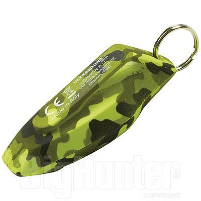 Scaccia Pulci e Zecche ZeroBugs Plus Camouflage Yellow