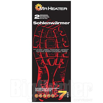 Soletta Termica Mr Heater