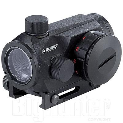 Mirino Konus Sight-Pro Atomic 2.0 Illuminatore Rosso-Verde