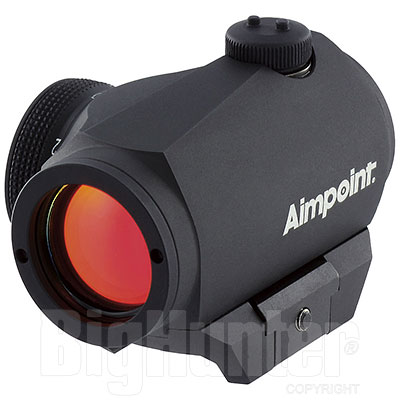 Red Dot Sight Aimpoint Micro H-1 2 M.O.A.