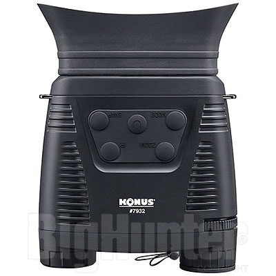 Visore Notturno Binoculare Konus Konuspy-11 Zoom Digitale