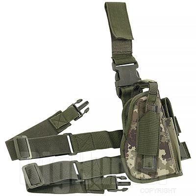 Fondina Pistola Tactical Vegetato