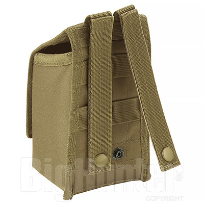 Portacaricatore Singolo G36 Molle System Coyote