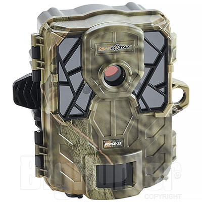 Trail Camera SpyPoint Force 12 Invisible LED