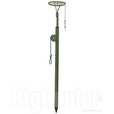 Racchetta Stantuffo da Campo con Puntale cm 65