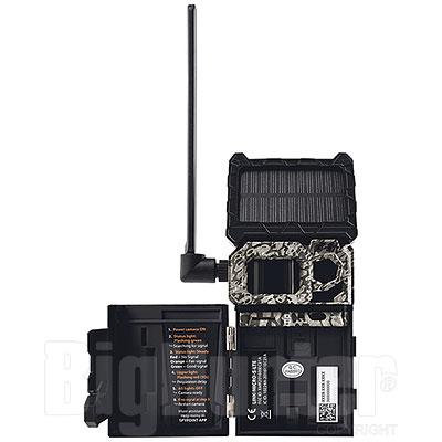 Fototrappola Spypoint Link-Micro-S Solar Cellular Trail Camera