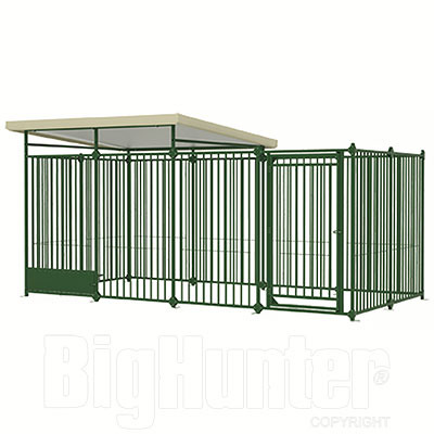 Ferplast Recinto per Cani Modulare Dog Pen 4x2
