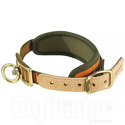 Collare per cani Niggeloh Tracking Orange Green 30/40