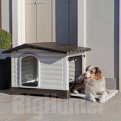 Cuccia per cani DogVilla 90 Ferplast Setter - Breton