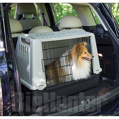 Trasportino Atlas Car Mini Ferplast Cocker-Springer Spaniel