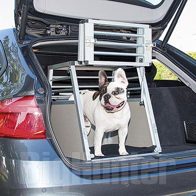 Trasportino Atlas Car Aluminium Small Cocker-Springer Spaniel