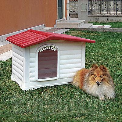 Cuccia per cani Ferplast DogVilla Smile 70 Springer-Cocker