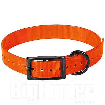 Collare Ricambio Biothane Orange per Collari Elettronici