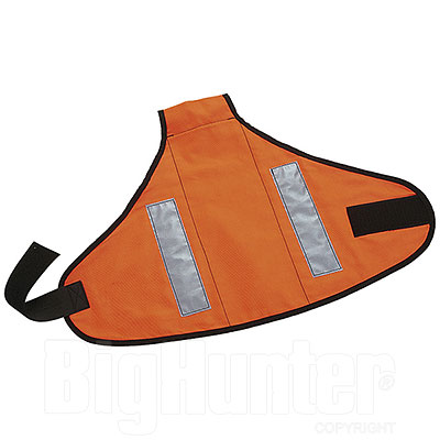 Corpetto per Cani Orange HV Reflex Medium