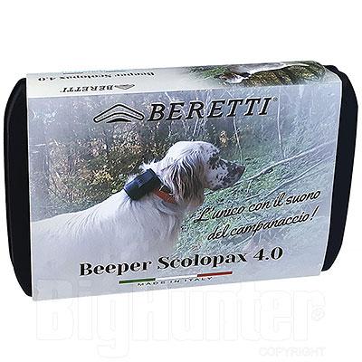 Beeper Beretti Scolopax 4.0 Radiocomando Orange