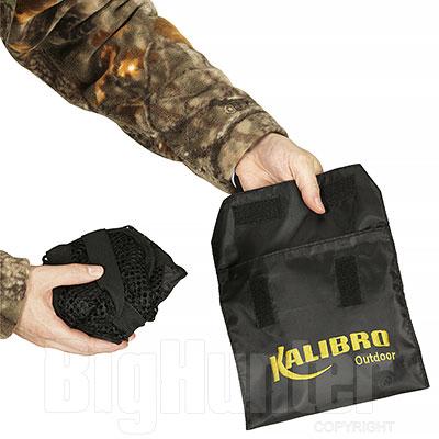 Borsa Funghi Rete Olè Kalibro Black