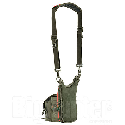 Borsa Bag Monospalla BigHunter Green HV