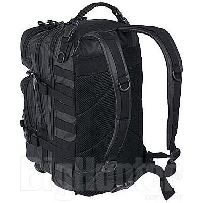 Zaino US Tactical Assault Black Small 20L