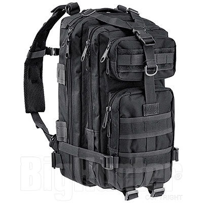 Zaino OpenLand Tactical N.ER.G. One Day 30L Black