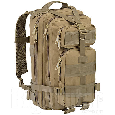 Zaino OpenLand Tactical N.ER.G. One Day 30L Coyote Tan