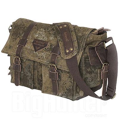 Borsa Avirex Messenger DST Camouflage