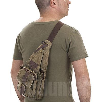 Borsa  Avirex Sling Bag DST Camouflage