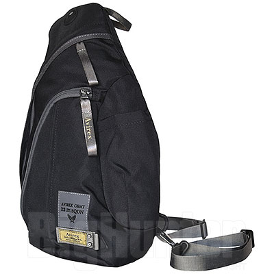 Zaino  Avirex Nevada Sling Bag Black