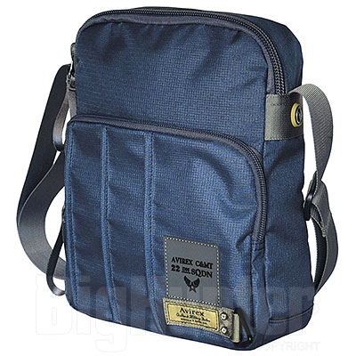 Borsa  Avirex Nevada Cross Body M Blu