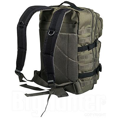 Zaino US Tactical Assault Ranger Green Black Large 36L